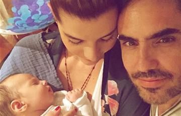 Carolina Cruz y Lincoln revelan el duro proceso del nacimiento de su hijo