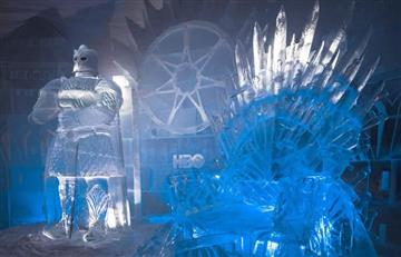 Hotel de hielo recrea el mundo de 'Game of Thrones'
