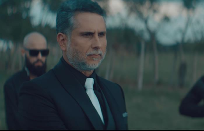 Marlon Moreno protagoniza video musical del reguetonero Arcángel