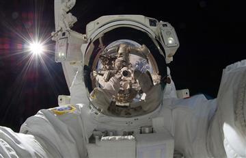 Astronauta japonés desmiente haber crecido en el espacio