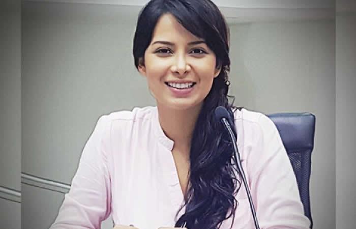 Diputada Ángela Hernández vuelve a arremeter contra los homosexuales