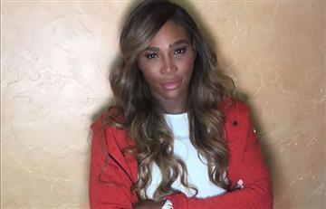 Serena Williams enternece la portada de Vogue