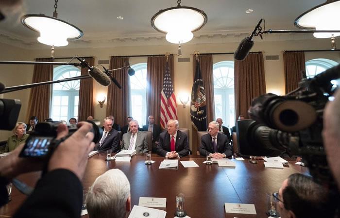 Trump estalla contra el juez que falló al favorecer a los inmigrantes