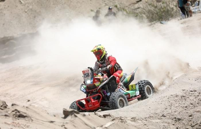 ¡Bolivia ya respira el Dakar!