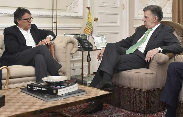 Gobierno mantiene la intención de reanudar diálogos con el ELN