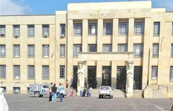 Palacio de Justicia de Bucaramanga evacuado por amenaza de bomba