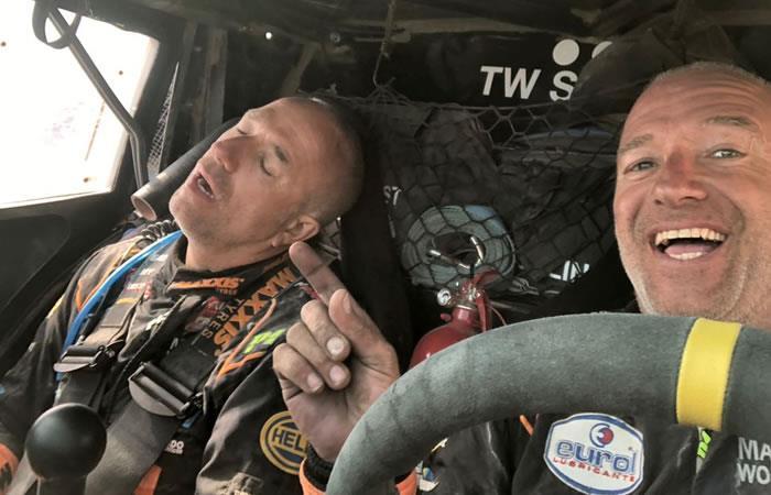 Rally Dakar: Lo que nadie ha visto de la competencia