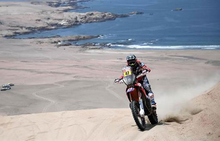 Rally Dakar: Orgullo latinoamericano, Benavides comanda la general en motos