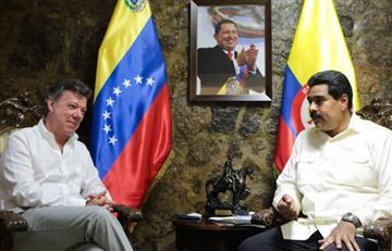 Santos a Maduro: No use a Colombia para tapar falencias de su revolución fracasada
