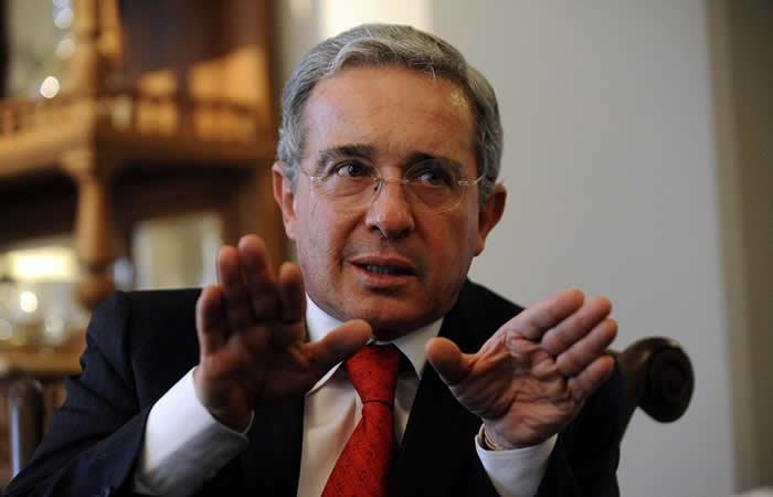 Uribe confesó por qué quiere volver al Senado