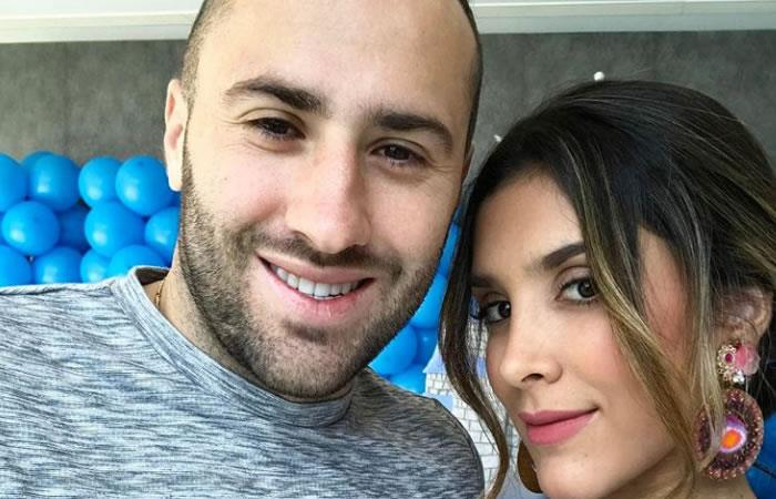 David Ospina: Su hermana Daniela Ospina lo defiende a 'capa y espada'