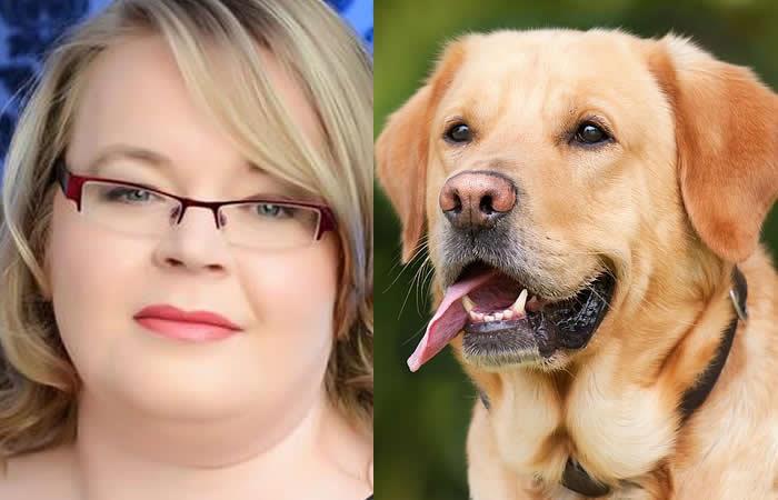 Mujer confesó haberse grabado teniendo sexo con su perro