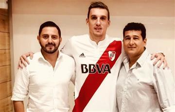 Nacional avala trasferencia de Armani y es oficialmente jugador de River Plate