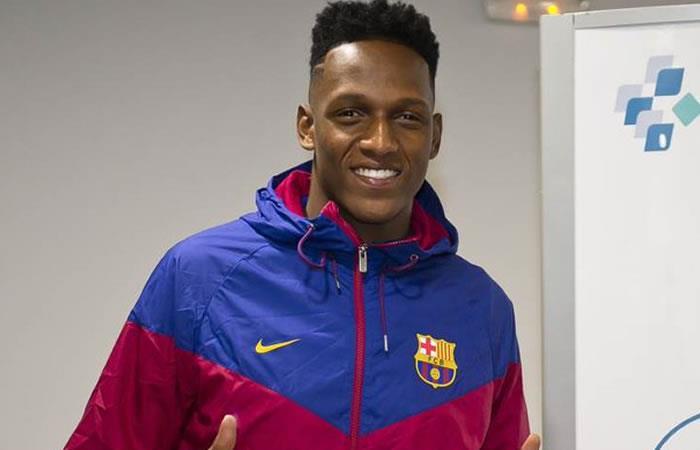 ¿Qué haría usted con un sueldo como el de Yerry Mina con el Barcelona?