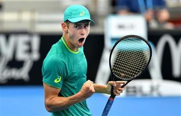 Torneo de Sidney: Medvedev y De Minaur a la gran final