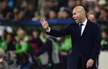 Zidane responde a las críticas de esta forma