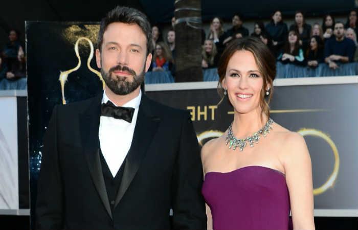 Ben Affleck celoso por el nuevo novio de su ex, Jennifer Garner
