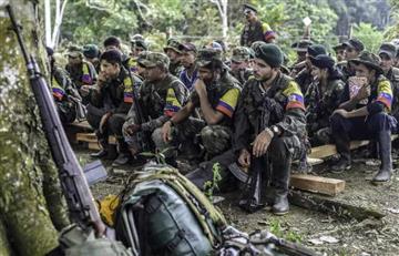 Capturan a ocho disidentes de las Farc en Nariño