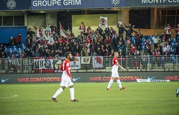 El Mónaco no pudo sin Falcao García, empató ante el Montpellier
