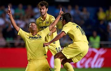 Villarreal y Carlos Bacca ganan por primera vez al Real Madrid en el Santiago Bernabéu