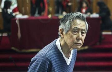 Alberto Fujimori, de nuevo hospitalizado en Lima