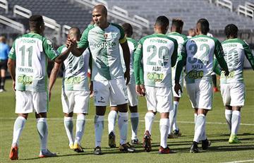 Atlético Nacional se impuso ante Atlético Mineiro en la Florida Cup