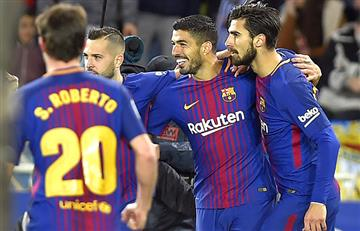 Barcelona rompe su mala racha en Anoeta y gana a la Real Sociedad