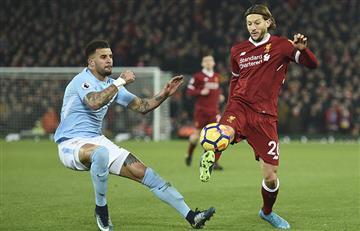 Liverpool se impone ante el City en un partidazo que dejó 7 goles