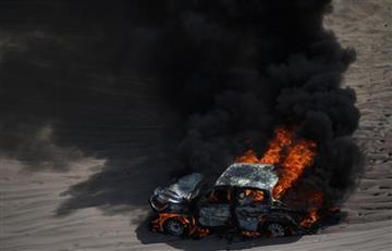 Rally Dakar: Se anula la novena etapa por problemas climáticos