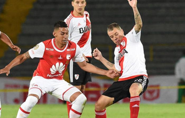 River Plate vs. Santa Fe: Transmisión EN VIVO