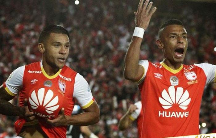 Santa Fe le ganó a River Plate y se hizo con la Copa Campeones de América
