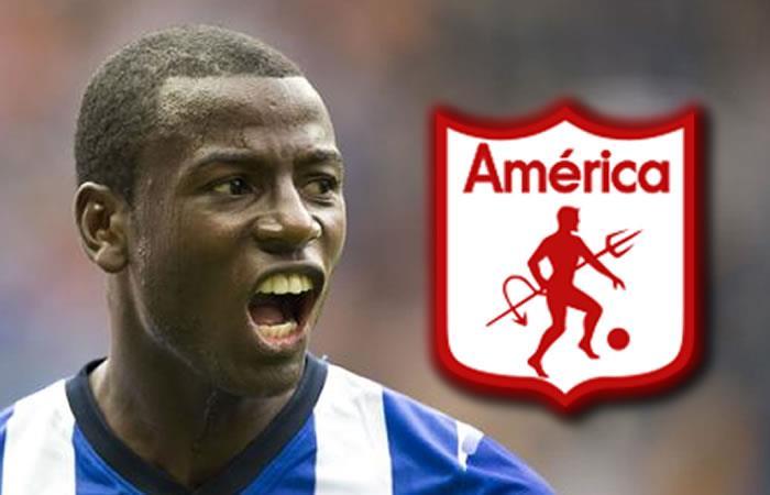 América de Cali confirmó la situación de Adrián Ramos ¿Llegará al club?