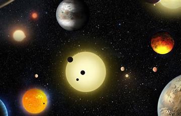 Ciudadanos aficionados descubren un sistema solar de cinco planetas