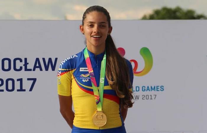 Fabriana Arias: VOTA AQUÍ para que sea la deportista del año en los Juegos Mundiales