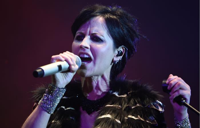 Murió Dolores O'Riordan, cantante de la banda The Cranberries