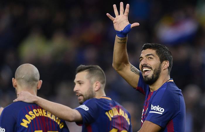 Suárez confesó que esperó no ser fichado por el Barcelona tras mordisco