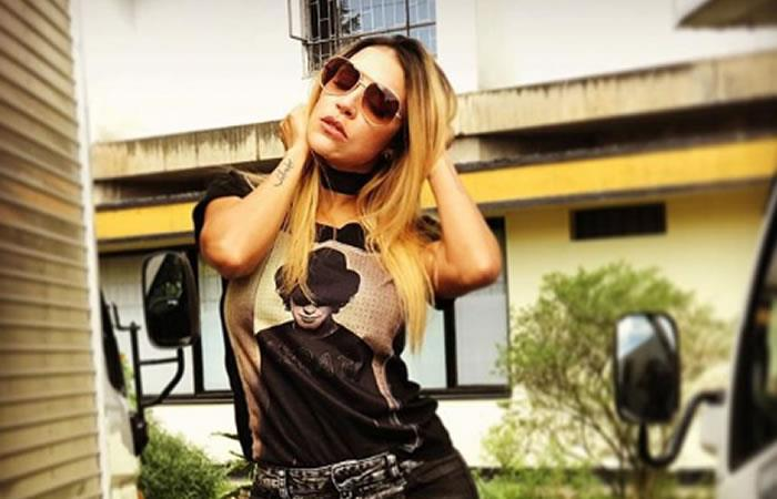 Valentina Lizcano subió ardiente fotografía con contundente mensaje