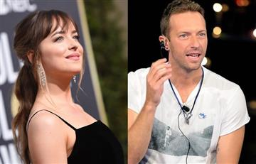 Dakota Johnson y Chris Martin no ocultan su amor y estas fotos lo comprueban