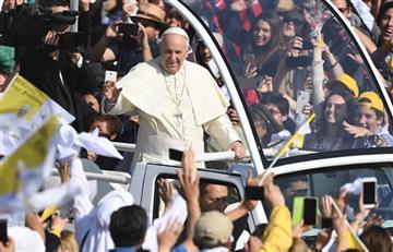 Papa Francisco pide perdón por abusos sexuales en la Iglesia