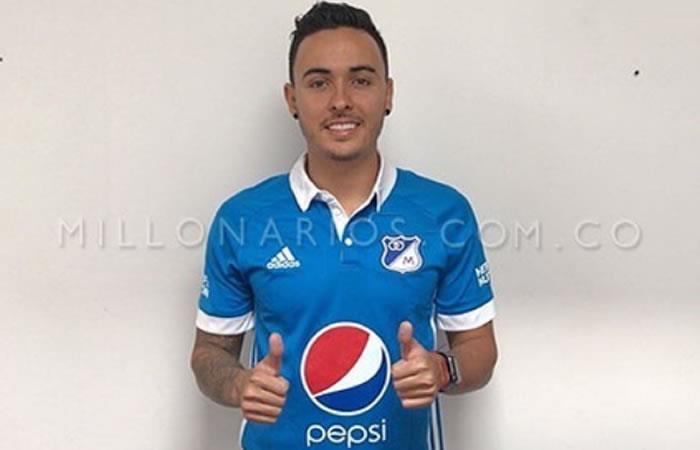 Millonarios oficializa la llegada de Santiago Montoya