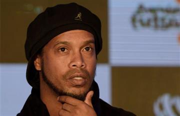 Ronaldinho: Llegó lo que nadie quería, se retira el ídolo