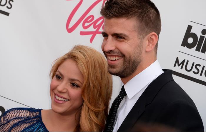 Shakira y Piqué enamoran con tierna fotografía vestidos igual