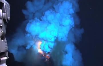 Video: Así descubrieron la erupción submarina más potente
