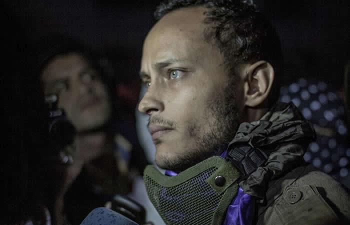 Video: Misil hizo volar la casa donde se refugiaba Óscar Pérez