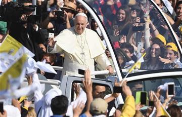 Ante la llegada del papa a Temuco, atacan varias iglesias