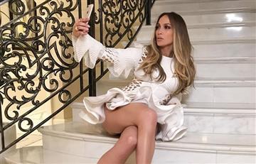 Fuertes críticas a Jennifer López por un mal retoque en una foto