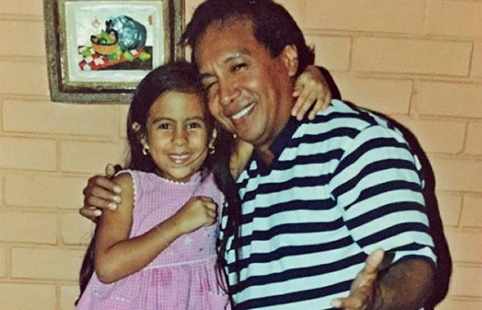 Hija de Diomedes Díaz es toda una mujer y enamora en redes