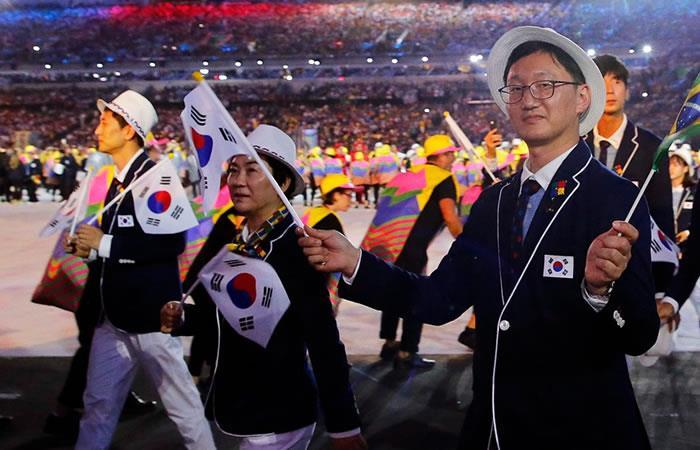 ¡Histórico!, las dos Coreas desfilarán juntas y serán equipo en los Olímpicos de Invierno