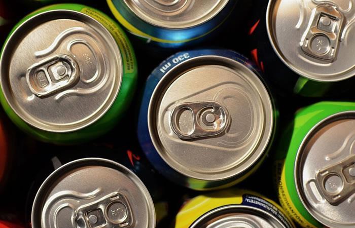 Las bebidas energéticas son perjudiciales para la salud