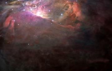 NASA: Sorprendente video 3D muestra vuelo a través de una nebulosa